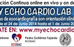 Curso Gratis de Ecocardiografía con orientación Clínica