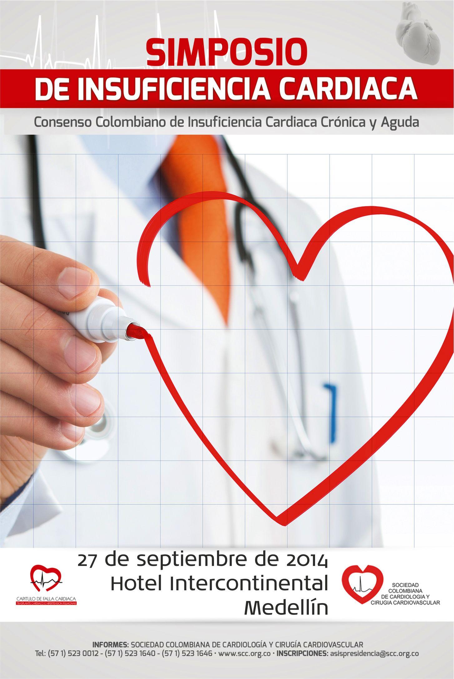 Simposio de Insuficiencia Cardiaca @ Hotel Intercontinental -Medellín
