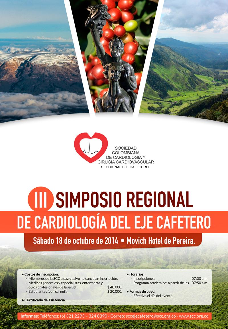 III Simposio Regional de Cardiología del Eje Cafetero  @ Hotel Movich