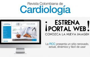 La Revista Colombiana de Cardiología estrena Portal Web