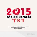 Año del Corazón. Bitácora de la Cultura del Cuidado.  Agosto 2015