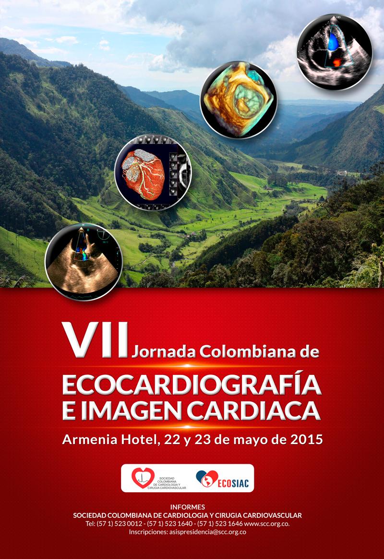 VII Jornada Colombiana de Ecocardiografía e Imagen Cardíaca @ Armenia Hotel /Mayo 22 y 23 de 2015