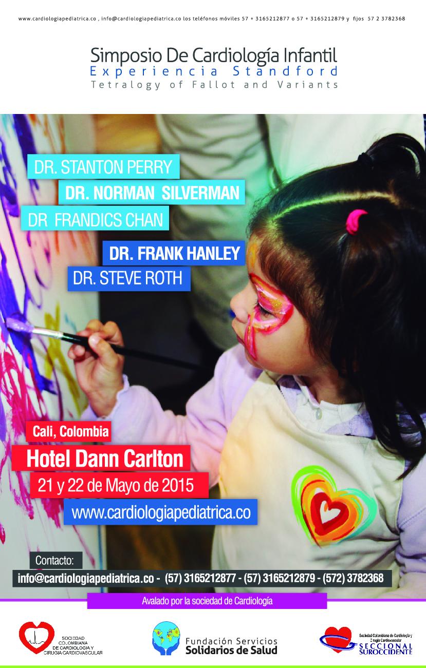 Simposio de Cardiología Infantil @ Hotel Dann Carton