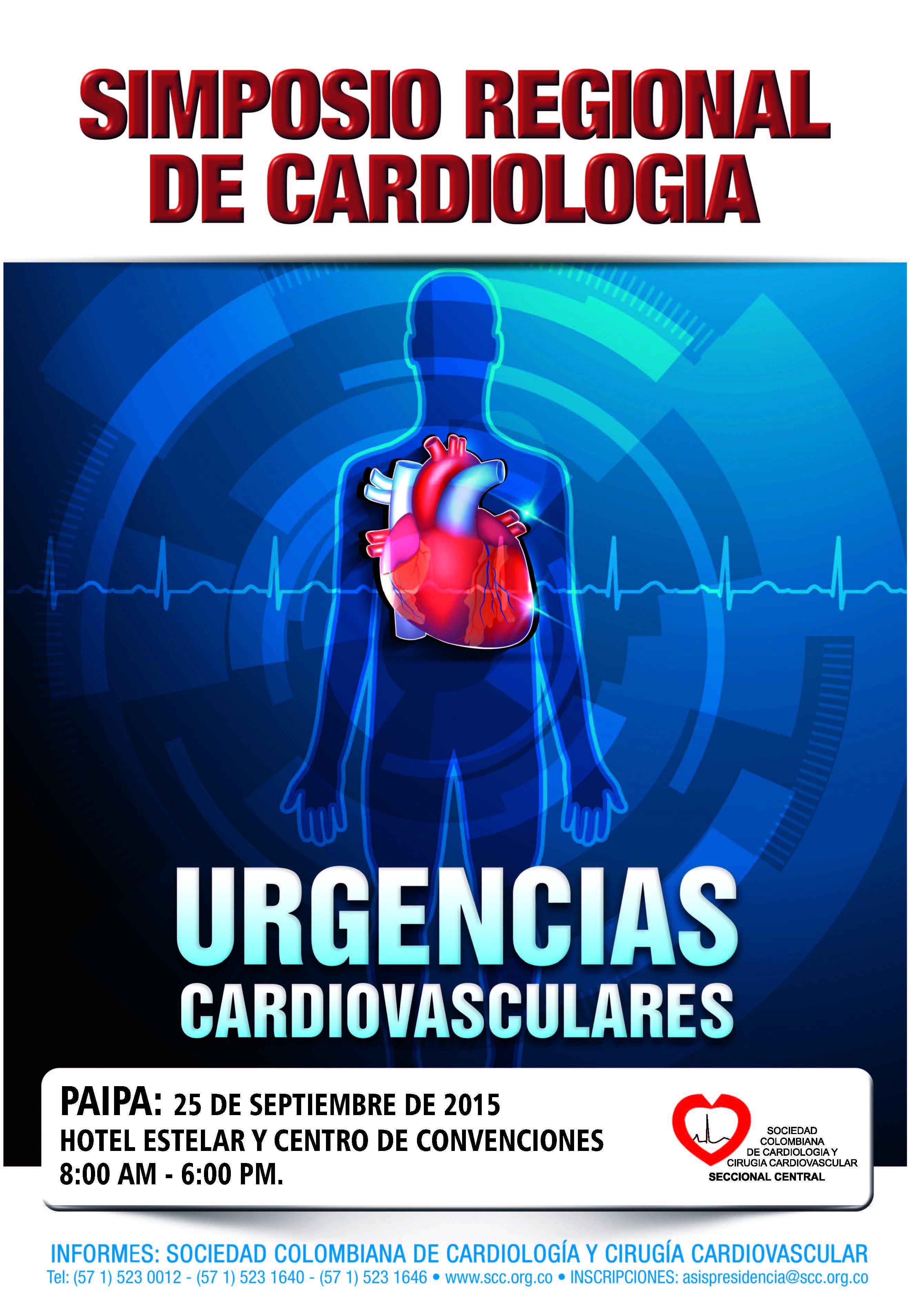 Simposio Regional de Cardiologia @ Paipa /Hotel Estelar y Centro de Convenciones