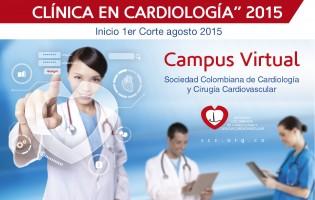 """""""Curso de Estandarización Clínica en Cardiologia"""" 2015"""