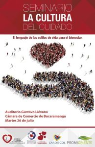 Corazones Responsables -Seminario la Cultura del Cuidado