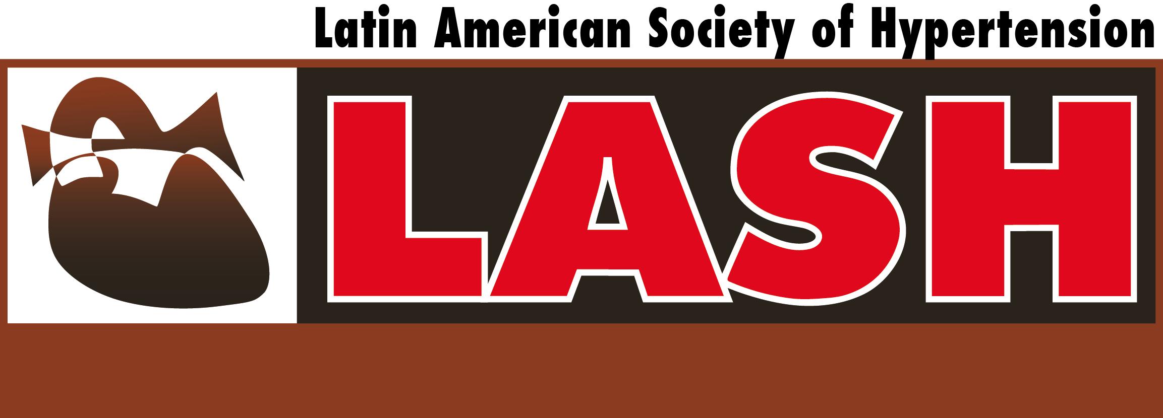 Logo Latin American Society of Hypertension
