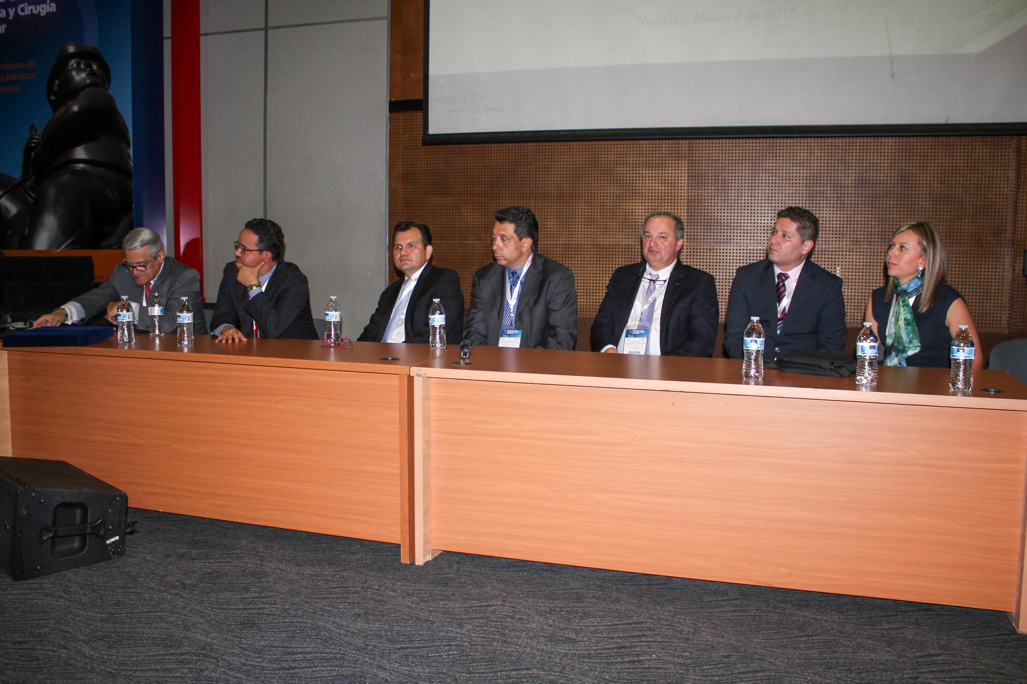Inauguración X Simposio Internacional de la Sociedad Colombiana de Cardiología y Cirugía Cardiovascular