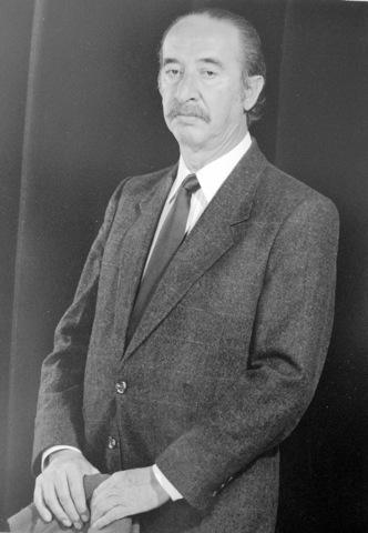 Dr. Henrique Alvarado Acevedo 1971-1973