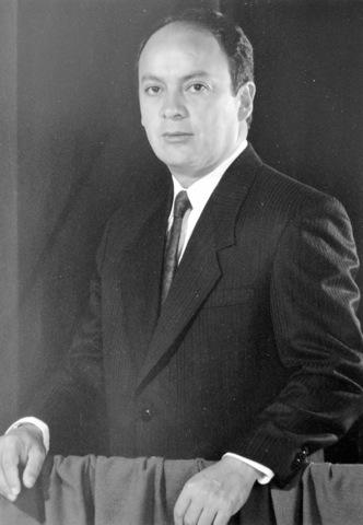Dr. Luis Moya Jiménez 1989 - 1991