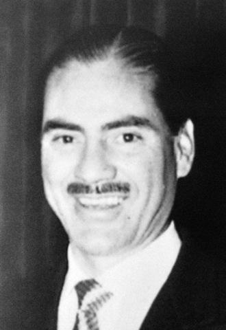 Dr. Marcos Duque Gómez 1961-1963