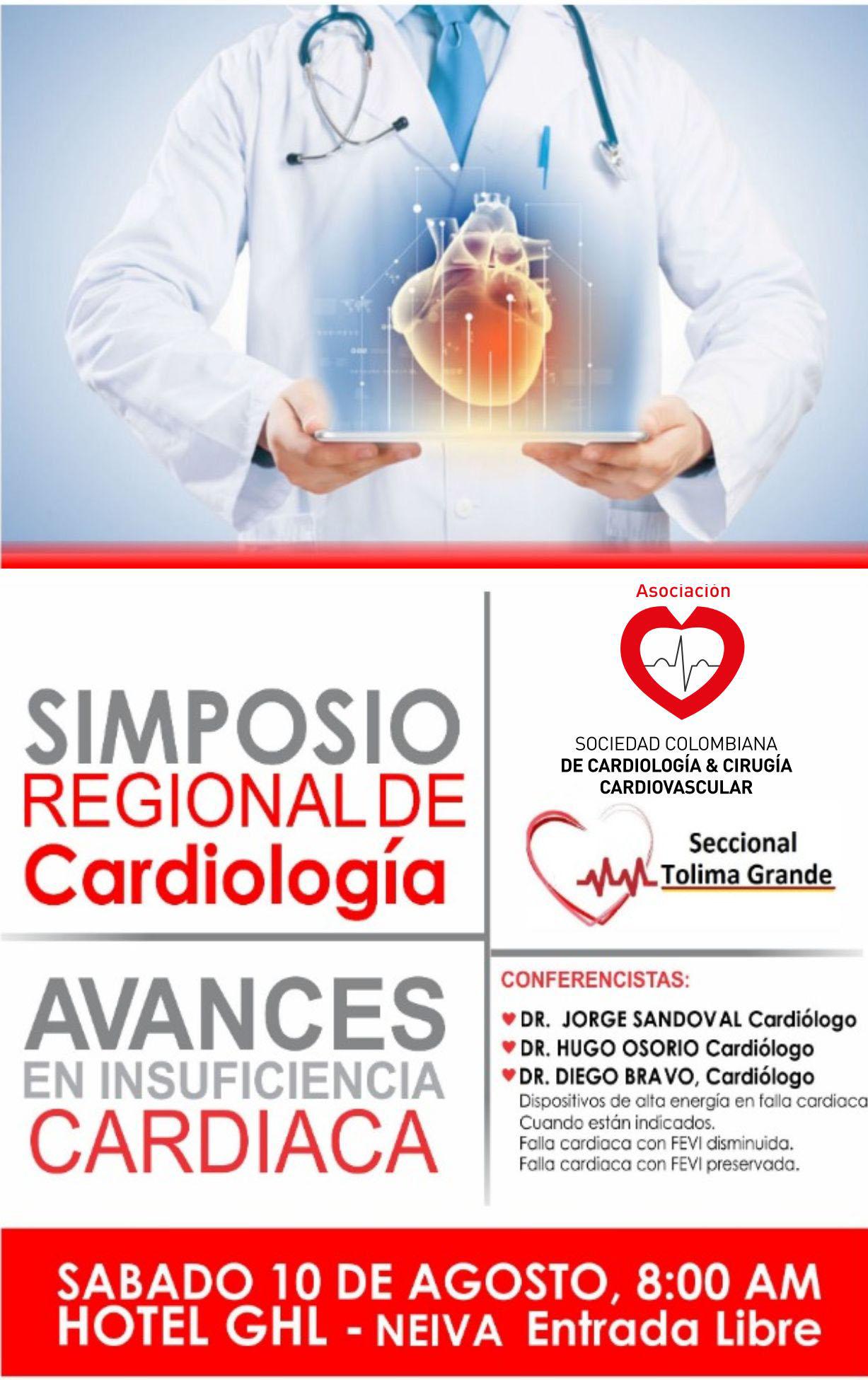 Simposio Regional de Cardiología Avances en Insuficiencia Cardíaca