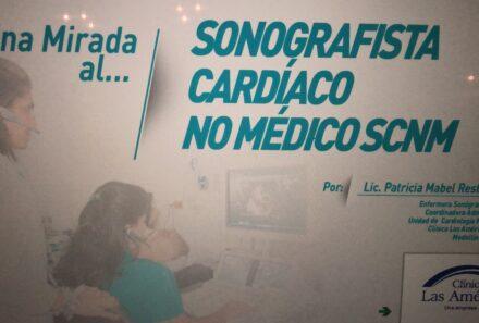Primer curso internacional de sonografistas no médicos (SCNM)
