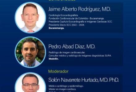 Webinar SCC: Imágenes Diagnósticas en Hipertensión Pulmonar