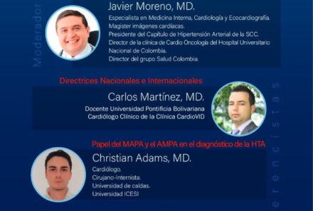 Webinar SCC:»Realidades Vs Noticias falsas» En el manejo de la Hipertensión Arterial