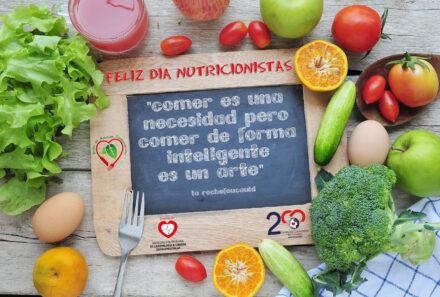 NUTRICIONISTA DIETISTA: EL PROFESIONAL IDÓNEO PARA HABLAR DE NUTRICIÓN