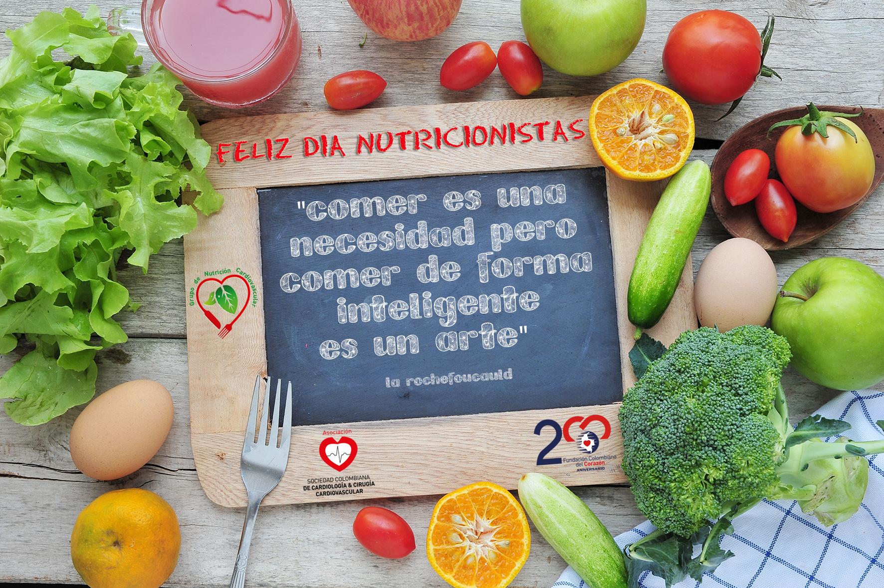 Dia nutricionista 2020