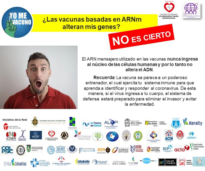 CAMPAÑA DE VACUNACION COVID-19 RED No 2 fake news