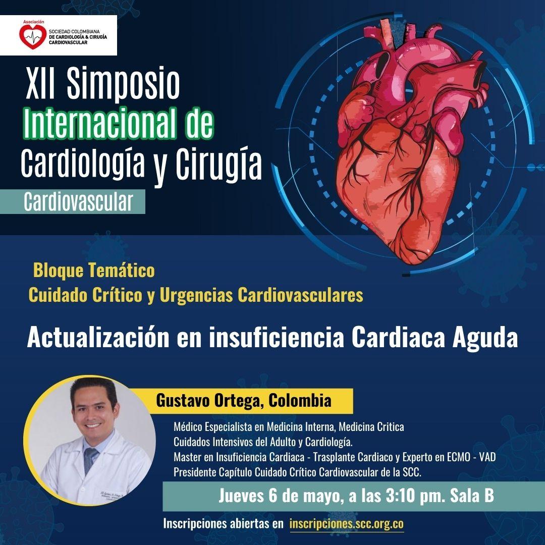 Actualización en insuficiencia Cardiaca Aguda