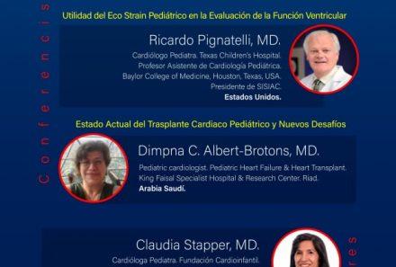 Live Webinar –  Falla Cardiaca en Pediatría
