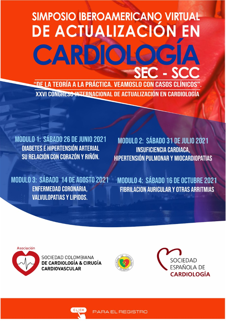 Seccional Atlántico de la Sociedad Colombiana de Cardiología y Cirugía Cardiovascular
